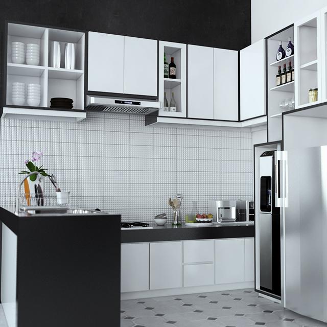 Hasil gambar untuk Lemari Dapur Ikea
