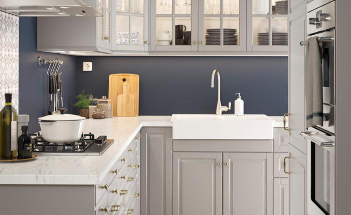 Ikea Menghadirkan Model Kitchen Set Yang Lebih Baru
